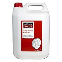 image of Halfords Value Alloy Wheel Cleaner 5 Litre