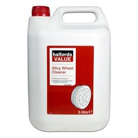 Halfords Value Alloy Wheel Cleaner 5 Litre