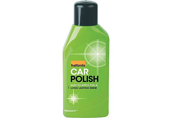 Halfords Car Polish 500ml