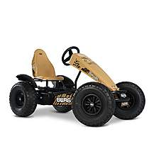 image of Pedal Go Kart - Brown - Berg Safari