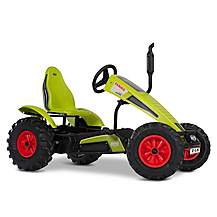 image of Pedal Go Kart - Green - Berg Claas Bfr-3 Gear