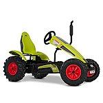 image of Pedal Go Kart - Green - Berg Claas Bfr-3 Gear