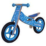 Kidzmotion Bubbles Wooden Balance Bike