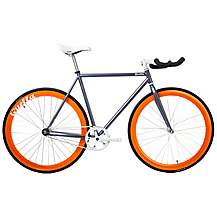 image of Quella One Fixie Bike - Graphite