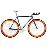 Quella One Fixie Bike - Graphite
