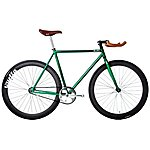 image of Quella One Fixie Bike - Racing Green