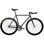 image of Quella One Fixie Bike - Matte Black