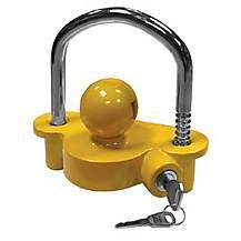 image of Maypole Universal Trailer Hitch Lock