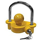 image of Maypole Universal Trailer Hitch Lock