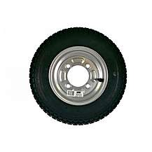 image of Spare Trailer Wheel For Use With Erde 102 Trailer