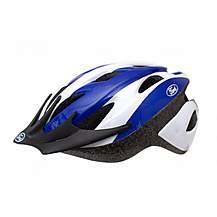image of Ford Style, Adult/youth Cycle Helmet, Blue