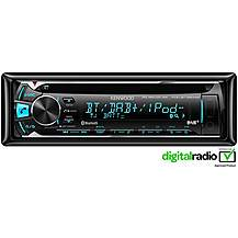 image of Kenwood KDC-BT39DAB Car Stereo with Bluetooth hands-free