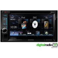 Kenwood DDX-4015DAB Digital Radio with Bluetooth for hands-free