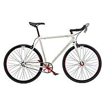 image of Claud Butler Lombard St Mens Bike 56cm - White