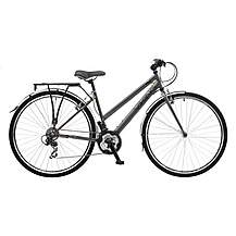 image of Viking Hampstead 17in Womens 700c Trekking Bike Grey
