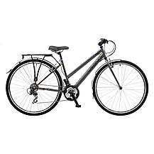image of Viking Hampstead 19in Womens 700c Trekking Bike Grey