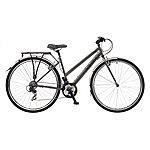 image of Viking Hampstead 19in Womens 700c Trekking Bike Grey