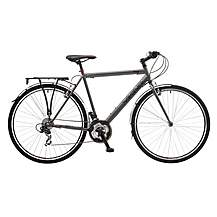 image of Viking Hampstead 19in Mens 700c Trekking Bike Grey