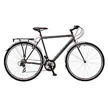 image of Viking Hampstead 22in Mens 700c Trekking Bike Grey