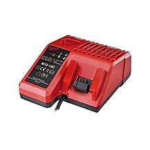 image of Milwaukee M1218C Twin Port Multi Voltage Charger 12V 18V