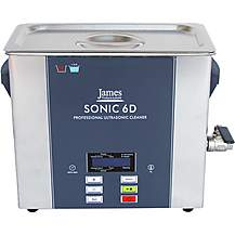 image of Sonic 6d Ultrasonic Cleaner