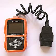 image of Foxwell Nt204 Car Diagnostic Scan Tool