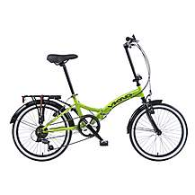 image of Viking Metropolis Unisex 13in Folding Bike Green