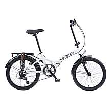 image of Viking Metropolis Unisex 13in Folding Bike Blue