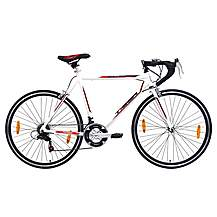 Tiger Olympus Mens 56cm 700c Alloy Road Bike