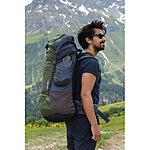 image of Vango Explorer Ii 60+10 Rucksack Forest Green