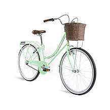 image of Kingston Bexley Ladies Traditional Bike - Mint Green