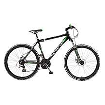 image of Coyote Kansas Mens Alloy Frame Mountain Bike