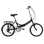 image of Mizani City Plus Aluminium Unisex Folding Bike