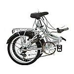 image of Mizani City Plus Aluminium Unisex Folding Bike