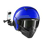 image of Wocase Helmet Front/side Action Cam Mount