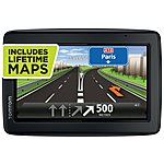 "image of Ex Display TomTom Start 20 WE M 4.3"" Sat Nav with Lifetime Map Updates"