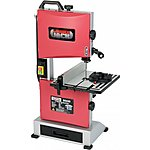 image of Lumberjack Bs228 9in Proffesional Bench Top Bandsaw