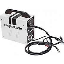 image of Autojack Mig100 Migmaster Mig Welder Gasless 100 Amp