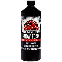 image of Pro-kleen Professional Snow Foam With Wax 1 Litre - Cherry Fragrance