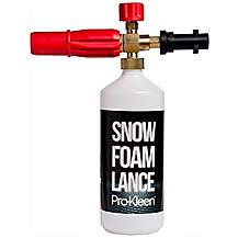 Pro-kleen Snow Foam Lance For Use With Karche