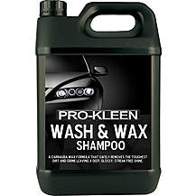 image of Pro-kleen Wash And Canauba Wax Car Shampoo