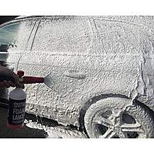 image of Pro-kleen Professional Snow Foam With Wax 1 Litre - Orange Fragrance