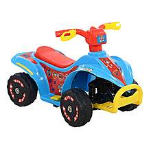image of Paw Patrol 6v Battery Operated Mini Quad