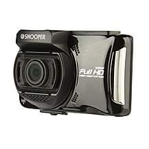 image of Snooper Dvr-4hd Gps Dash Cam With Speed Cameras