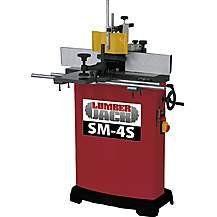 image of Lumberjack Sm-4s Spindle Moulder