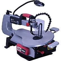 image of Lumberjack Ss405 Bench Top Scroll Saw