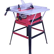 image of Lumberjack Stm254el Stand For Ts254el Table Saw