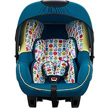 image of Obaby Group 0+ Car Seat + Stroller Adaptors Monsters Inc.