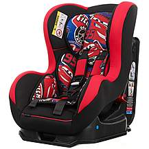 image of Obaby Group 0/1 Combination Car Seat Disney Cars