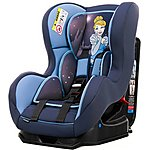 image of Obaby Group 0/1 Combination Car Seat Disney Cinderella